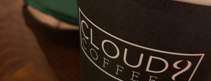 Cloud9 Coffee is one of Locais salvos de Queen.