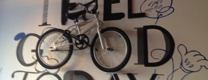 Bicycle Bar is one of Yassen 님이 저장한 장소.