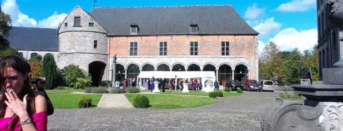 Chateau De Feluy is one of Anthony : понравившиеся места.
