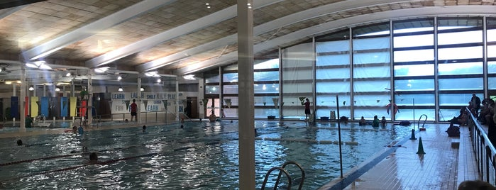 White Horse Leisure and Tennis Centre is one of GLL Leisure Centres, Gyms, Pools.