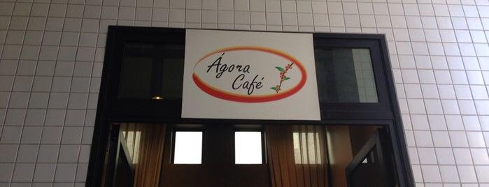 Ágora Café is one of Orte, die Andreia gefallen.
