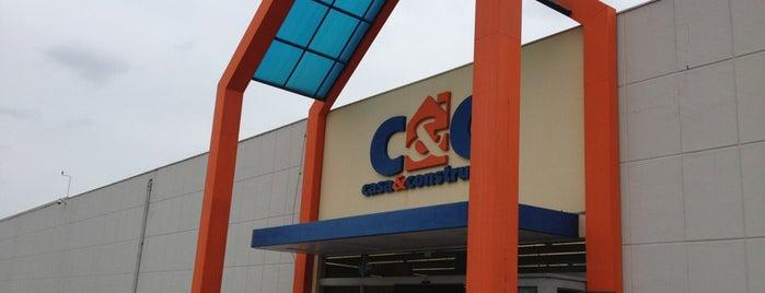 C&C Casa e Construção is one of Posti che sono piaciuti a Tati.