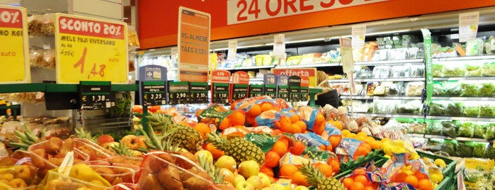 Carrefour Market is one of consigli che meritano..