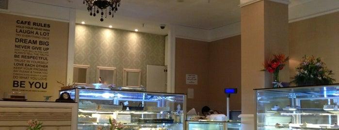 Danjeh Pastry Café | کافه شیرینی دانژه is one of Tehran.