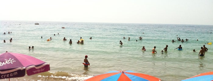 Paradise Beach is one of Gezi.