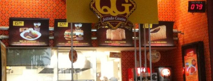 QG Jeitinho Caseiro is one of Food in Aguas Claras.