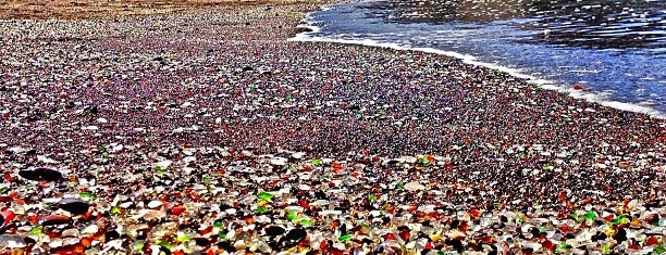 Glass Beach is one of USA.