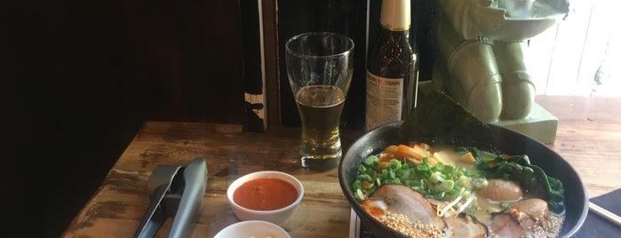Kokoro Bento - The Ramen Bar is one of Dublin: Favourites & To Do.