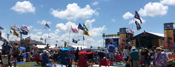 Jazz Fest - Acura Stage is one of Must-visit Arts & Entertainment in New Orleans.