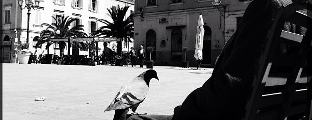 Piazza D'Italia is one of SARDEGNA - ITALY.