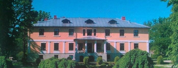 Grasu Pils is one of Замки Прибалтики.