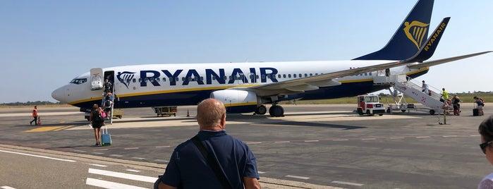 "Aeroporto di Crotone S.Anna ""Pitagora"" (CRV) is one of Aeroporti Italiani - Italian Airports."