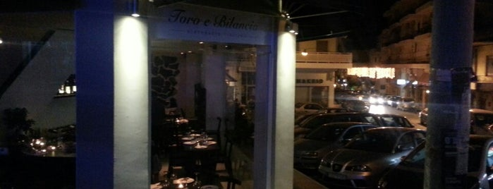 Toro e Bilancia is one of Crete restaurant.