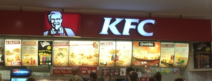 KFC is one of Food.