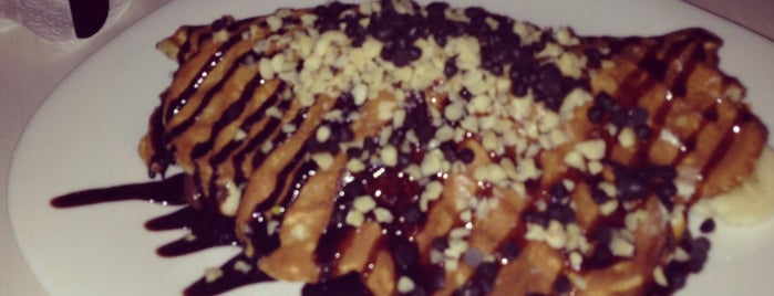 BULL'S EYE WAFFLE is one of Lugares favoritos de Didem.