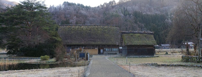 Wada House is one of Takayama.