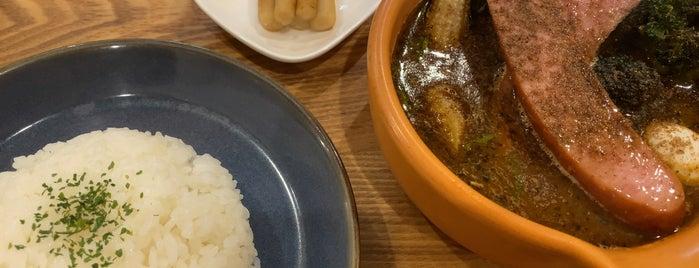 土鍋スープカレー 近江屋清右衛門 is one of LOCO CURRY.