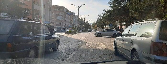 Göksun Çarşı is one of Lieux qui ont plu à Sedat.