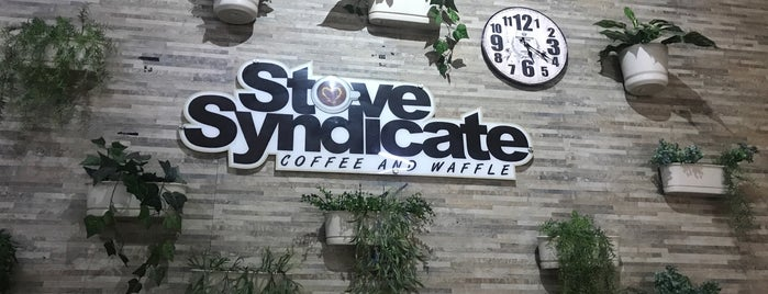 Stove Syndicate (Coffee & Waffle) is one of Nongkrong di semarang.