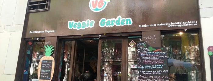 Veggie Garden is one of BCN To Do List.