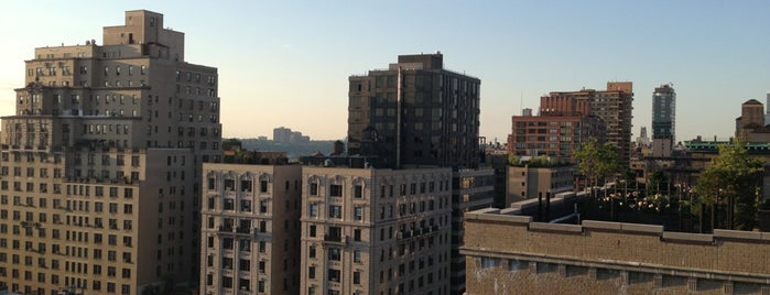 The Greystone Rooftop is one of Summer in the City.