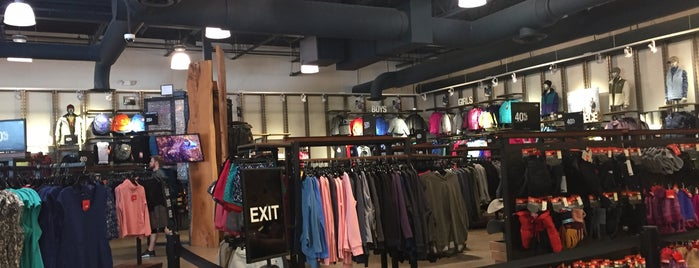 The North Face Tanger Outlets Myrtle Beach Hwy 17 is one of Trips south.