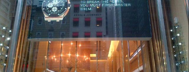 1d89562bda Audemars Piguet is one of The 15 Best Accessories Stores in Midtown East, New  York