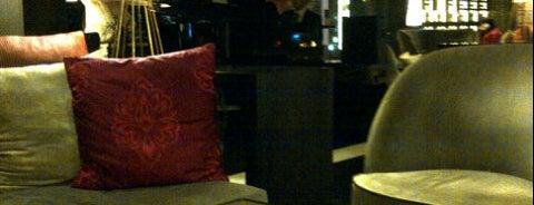 The Marmara Taksim Lobby Lounge is one of สถานที่ที่ S'da ถูกใจ.