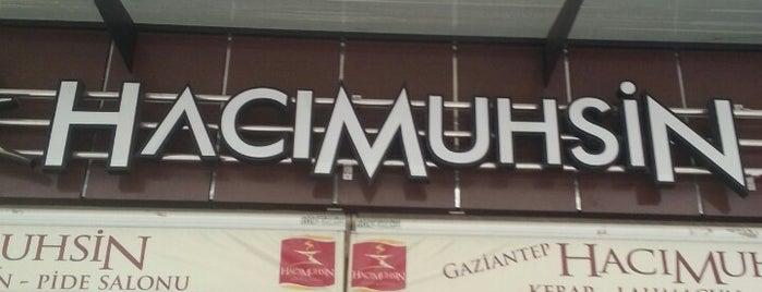 Haci Muhsin Kebap & Doner is one of สถานที่ที่บันทึกไว้ของ Emre.