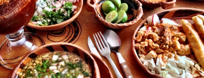 Las Ahogadas De Jalisco is one of DF Dining.