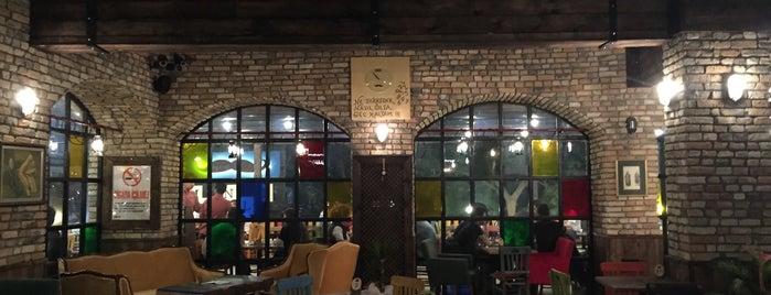 Bayramefendi Osmanlı Kahvecisi is one of Avrupa_Cafe_Ex.