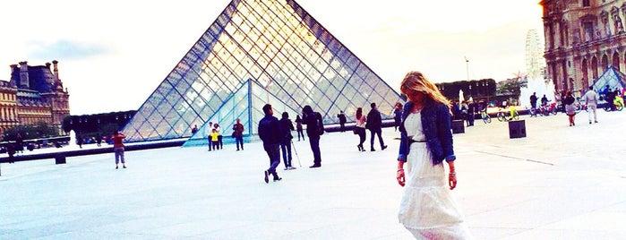 Museu do Louvre is one of Locais curtidos por Marina.