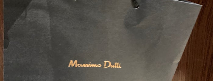 Massimo Dutti is one of Italy.