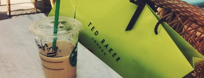 Ted Baker is one of Locais curtidos por Marina.