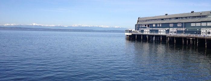 Waterfront Park is one of Northwest Washington.