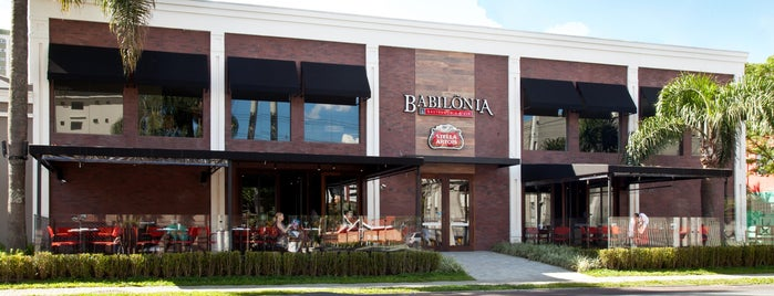 Babilônia Gastronomia is one of Lieux qui ont plu à Aline Carolina.