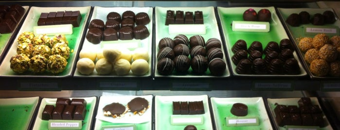 Kee's Chocolate is one of My Want to Go - NYC.