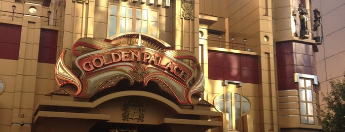 Golden Palace is one of Mosca.