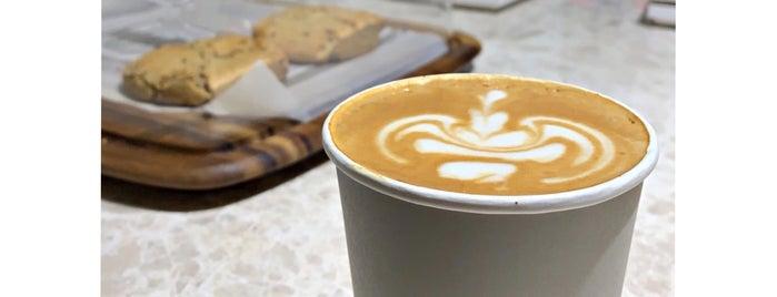 3 Bean Coffee Roastery is one of Coffee shops   Riyadh ☕️🖤.