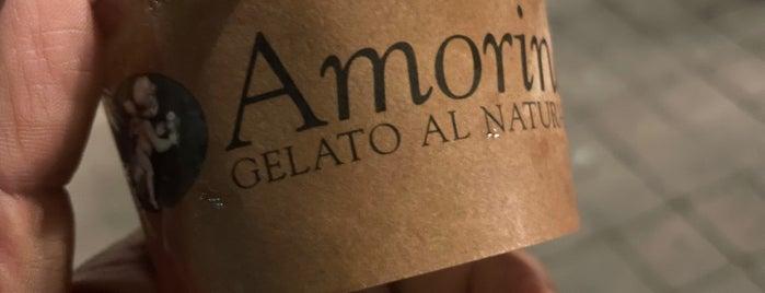 Amorino is one of CDMX: Polanco.