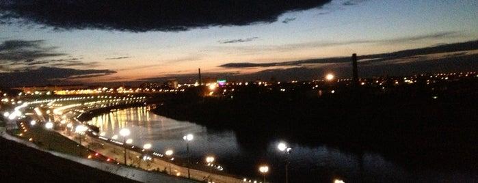Набережная реки Тура is one of Чудеса мира... Фотографии со всего света!!!.