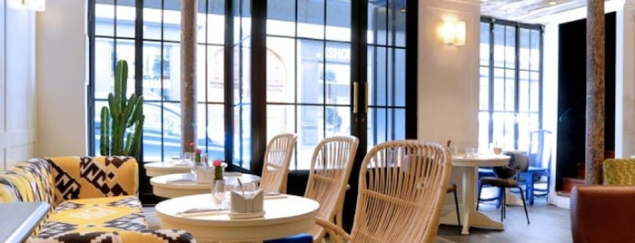 Le Zaza is one of Lieux gourmands et gourmets.