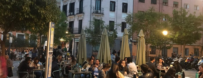 Plaza Joan Pujol is one of Madrid.