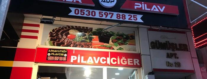 arnavutköy pilavcısı is one of İstanbul Eateres.