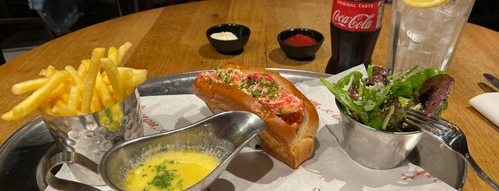 Burger & Lobster is one of UK Scratchpad.