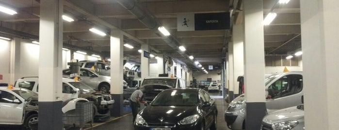 ASF Renault & Dacia is one of SU things (Edit/Merge/Delete).