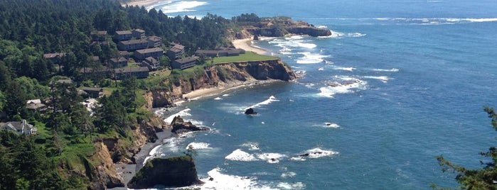 Cape Foulweather Lookout is one of 2014 Oregon Trip.