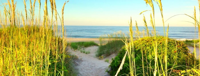 Coquina Beach is one of Travel  NC.