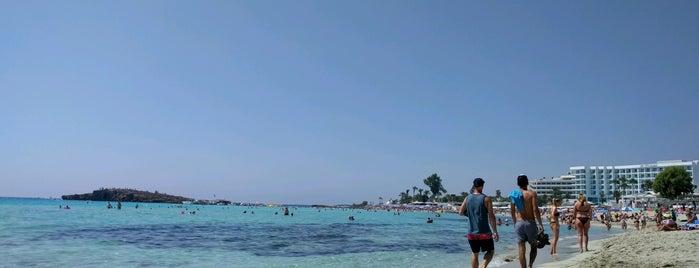 Nissi Beach is one of Posti che sono piaciuti a Taras.