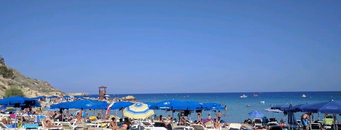 Konnos Beach is one of Posti che sono piaciuti a Taras.